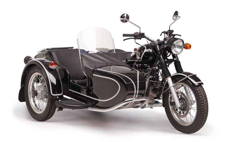 Ural Retro schwarz 1