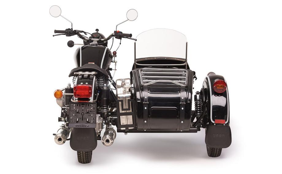 Ural Retro schwarz 5