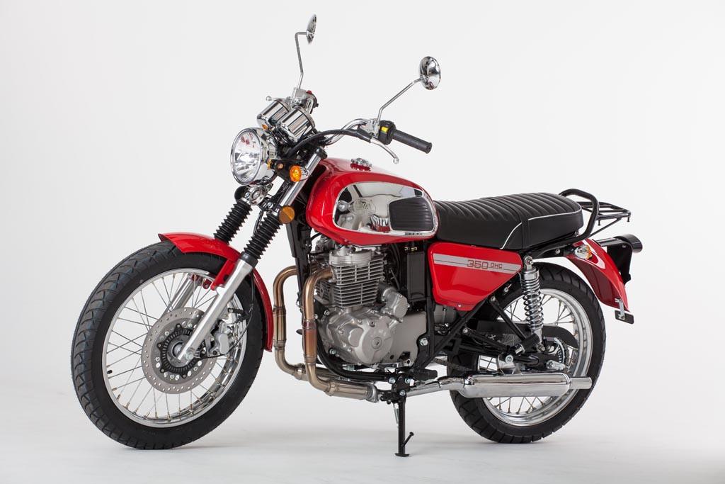 Jawa 350 OHC Red 1