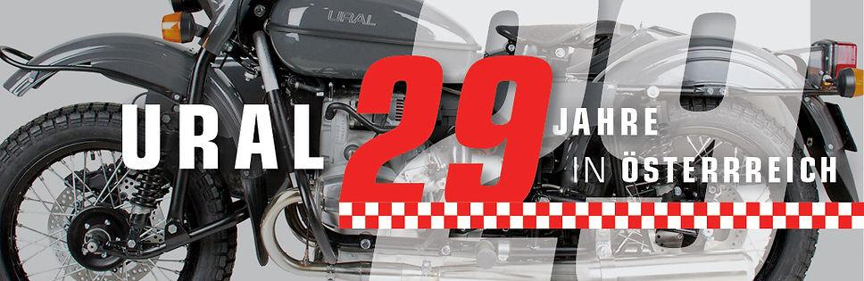 URAL 29Jahre 2021
