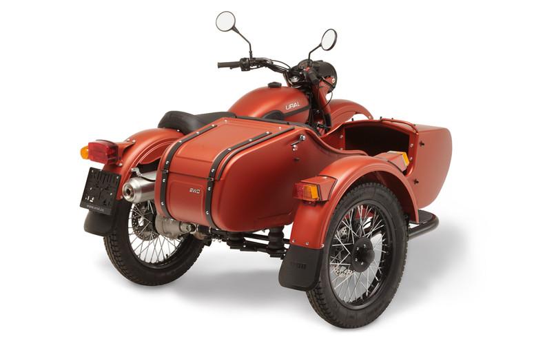 Ural T TWD Terracotta 3