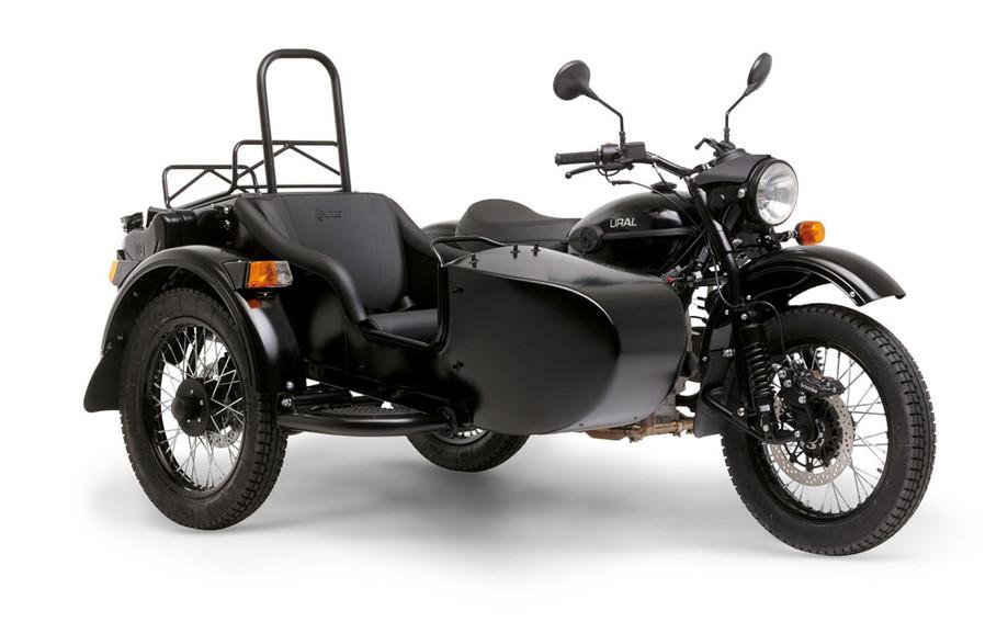 Ural T TWD Black matt 1