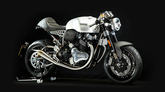 Norton Dominator, Naked