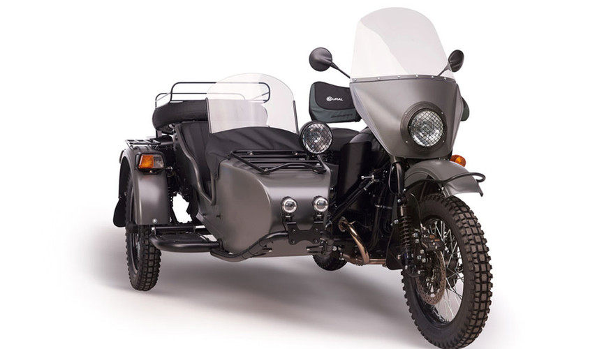 Ural Ranger Asphaltgrau 10