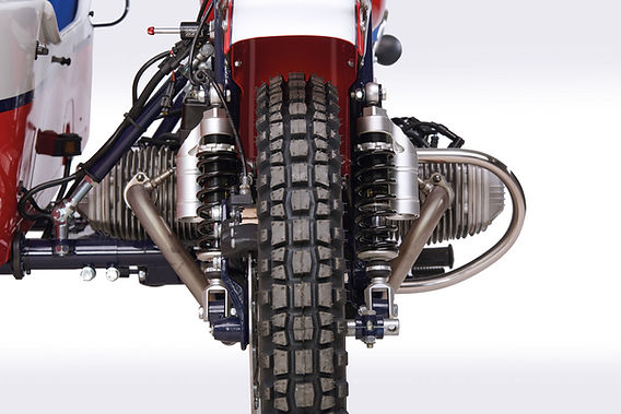 Ural Adventure shock absorbers