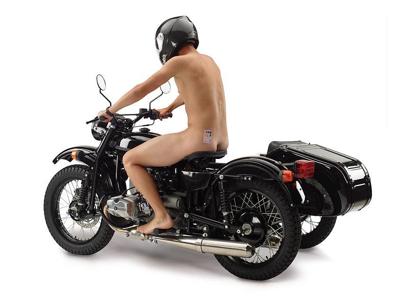 URAL T naked