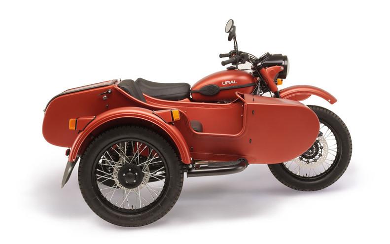 Ural T TWD Terracotta 2
