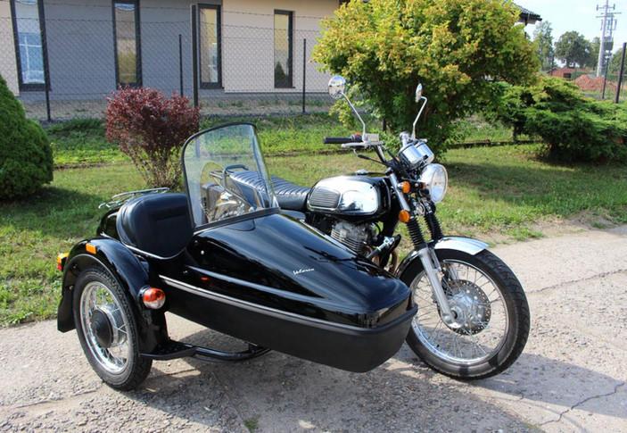Jawa 350 OHC+Velorex 4