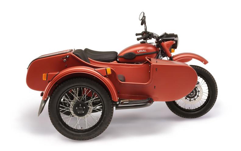 Ural T TWD Terracotta 2-