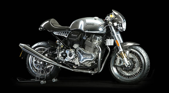Norton Dominator, Polished Line