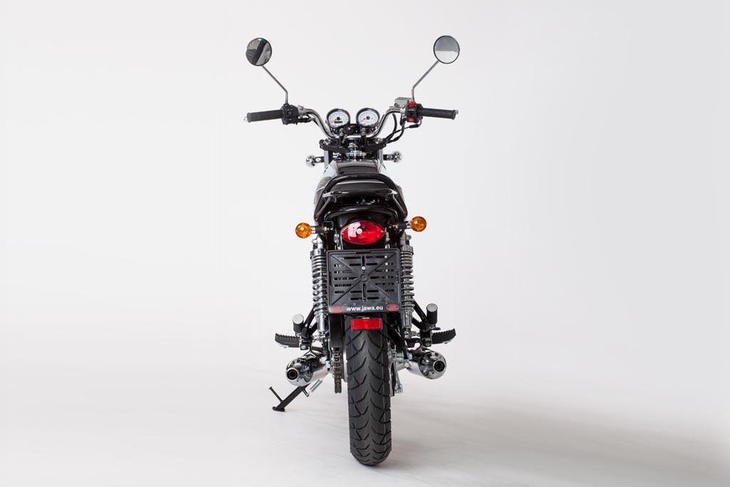 Jawa 350 OHC Black 3