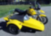 """""""Die Gelbe"""" BMW"""