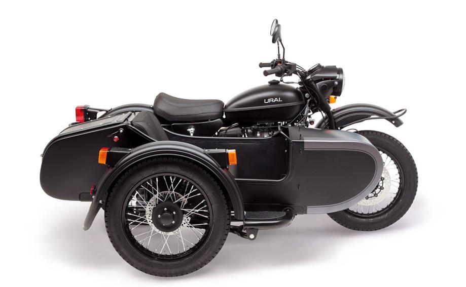 Ural cT Black-Grey 2
