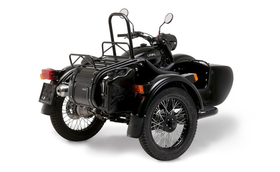Ural T TWD Black matt 3