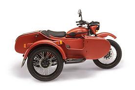 Ural T TWD Terracotta