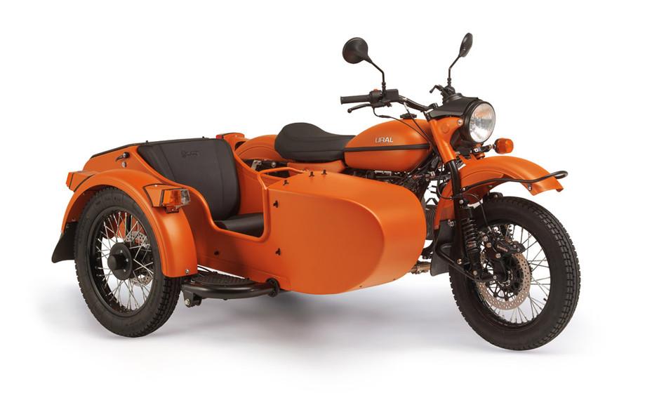 Ural Outback Orange 1