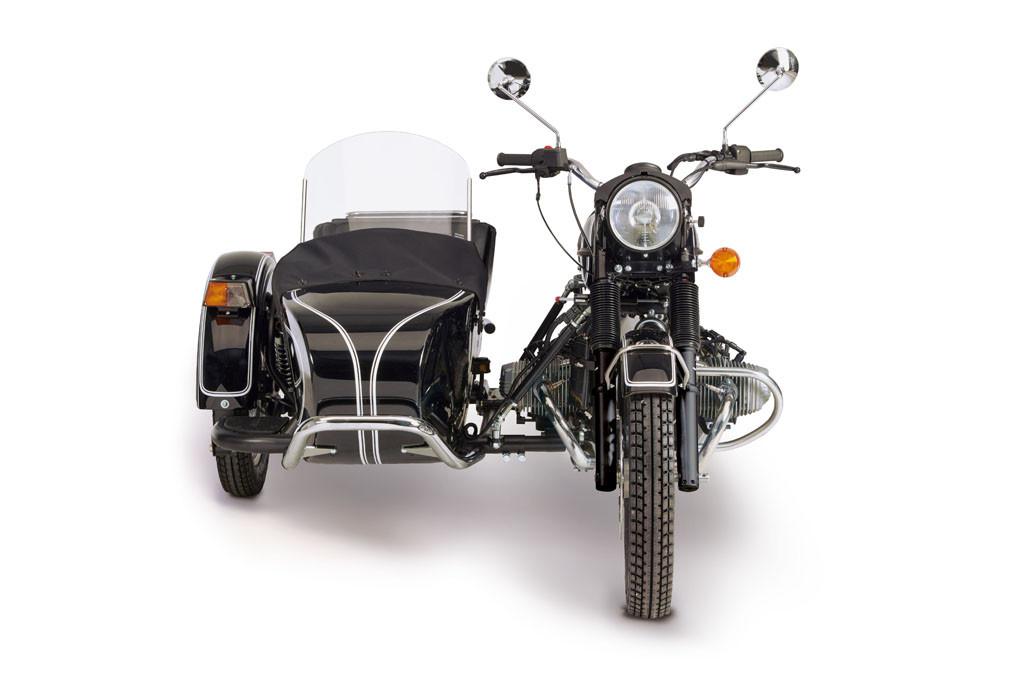 Ural Classic schwarz 1