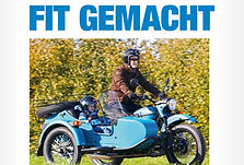 Motorrad News - Ural fit gemacht