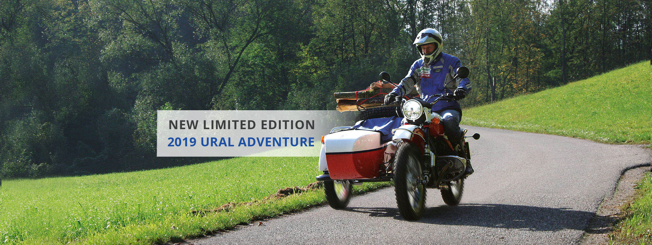 Ural New Adventure