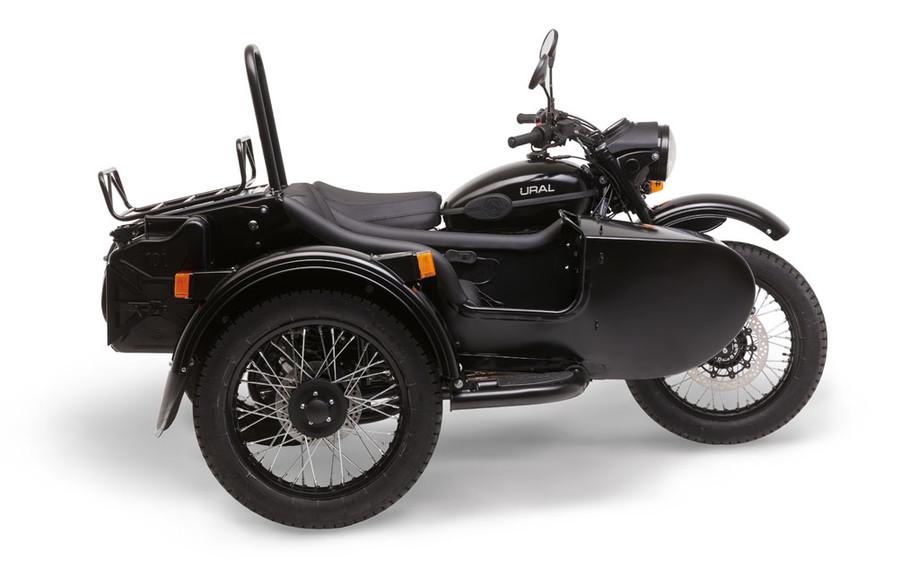 Ural T TWD Black matt 2