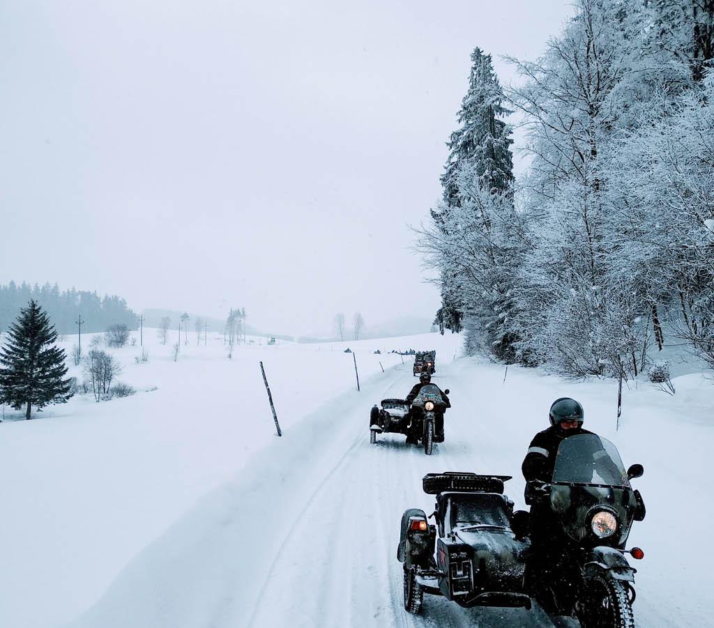 Ural Wintertreffen Prandegg 7