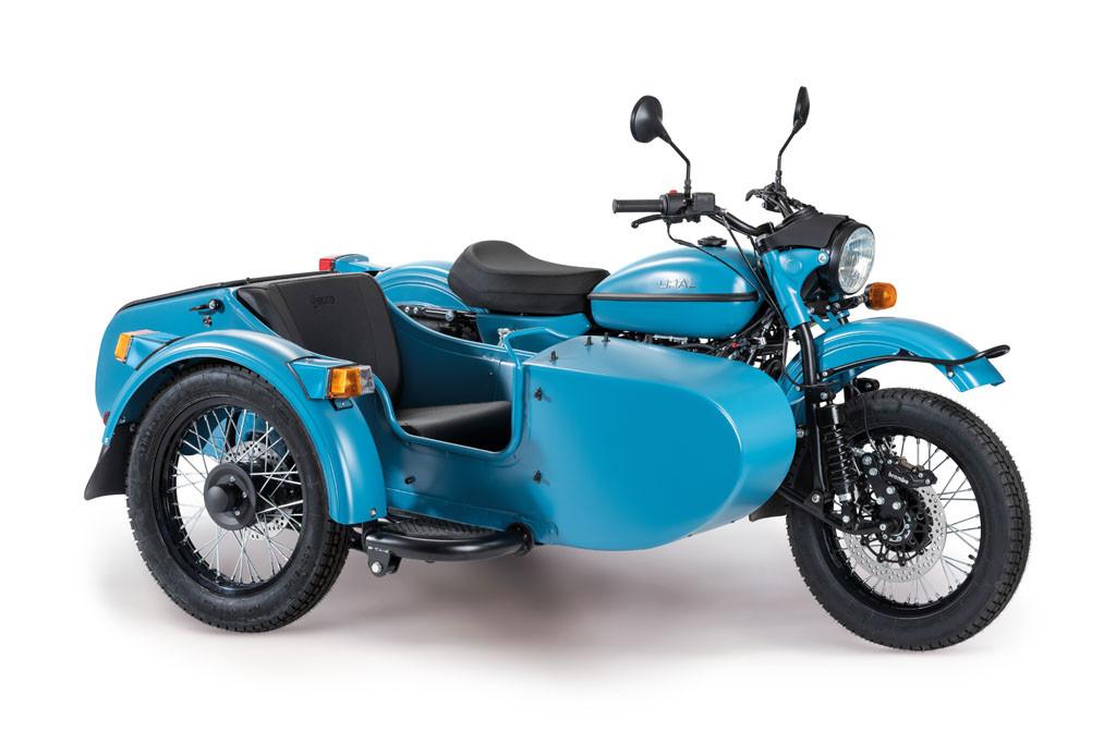 Ural cT Azur 1