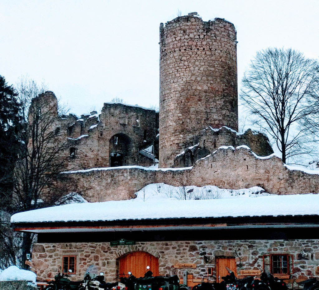 Ural Wintertreffen Prandegg 1