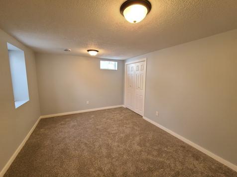Xerxes lower level bedroom