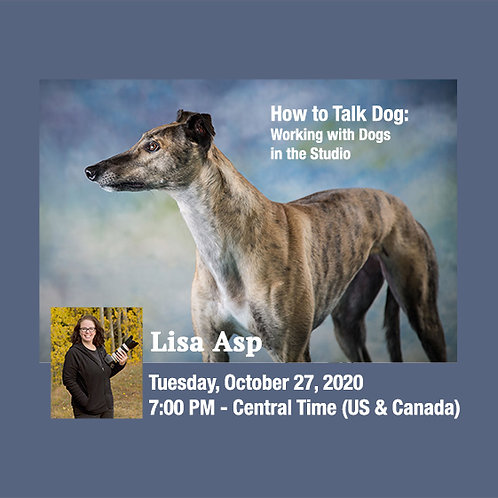 Lisa Asp - How to Talk Dog