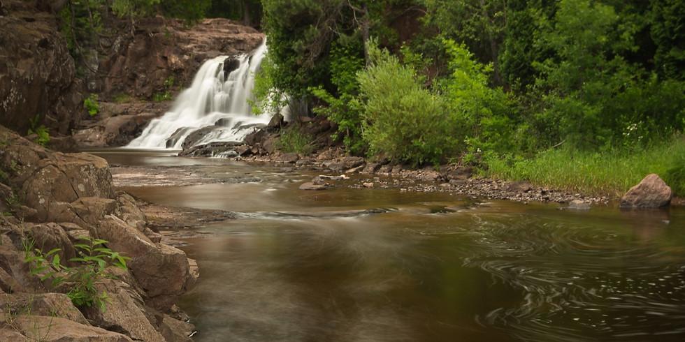 North Shore Spring Waterfalls Scouting Workshop