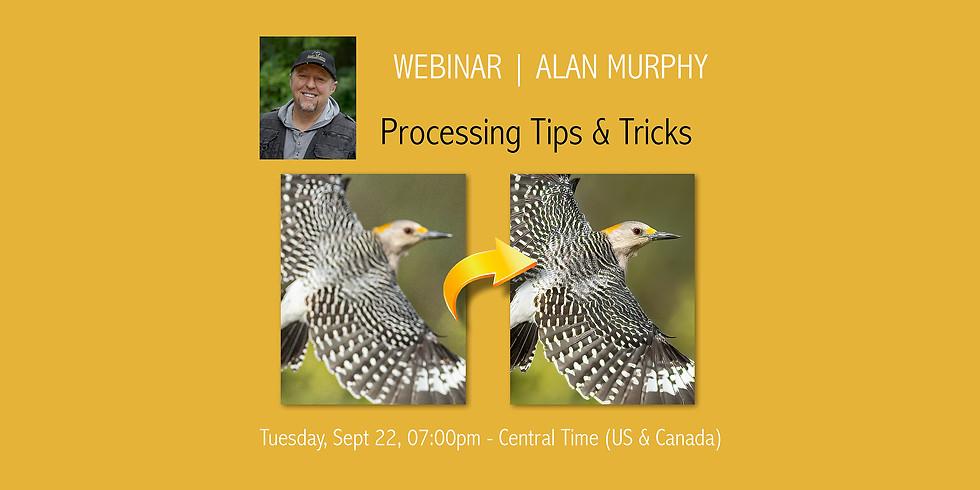 Alan Murphy - Processing Tips & Tricks