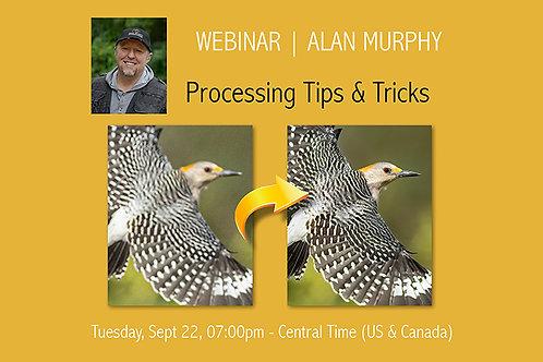 Alan Murphy - Processing Tips & Tricks (AM)