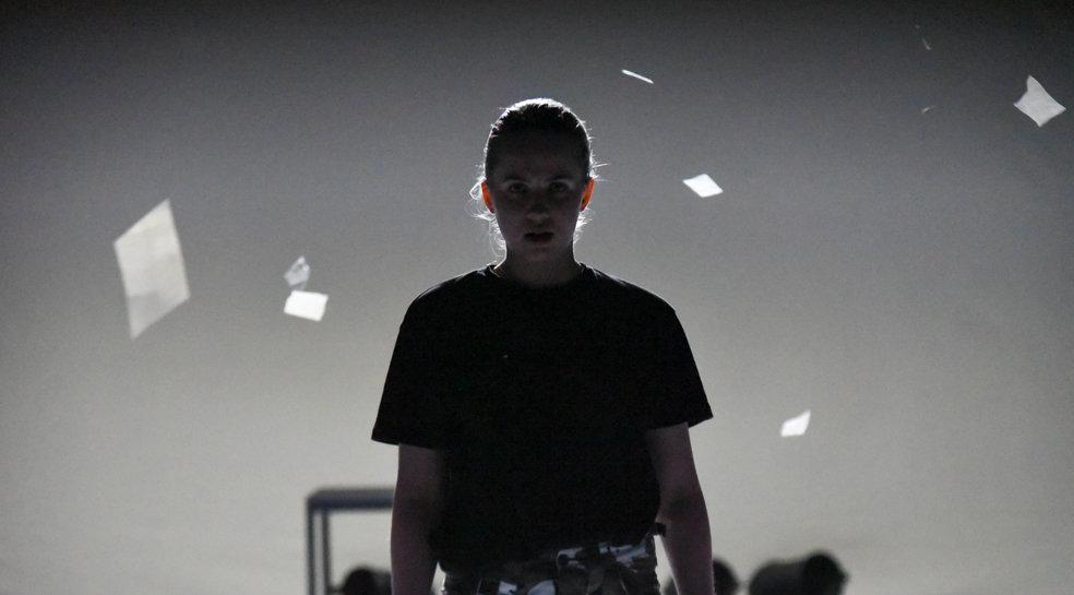 The Radicalisation of Bradley Manning Dress Rehearsal