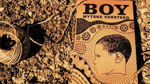 Bookworm Maja o romanu ''Boy'' Wytske Versteeg