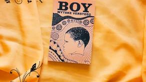 Books & Family Blog o romanu ''Boy'' Wytske Versteeg