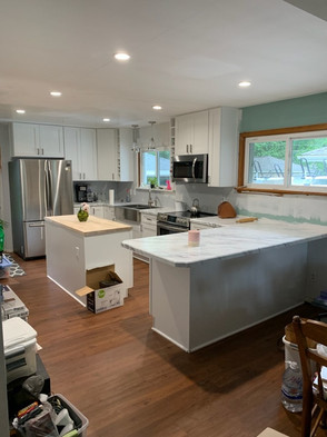 Cuyahoga Falls Kitchen Remodel by Operat