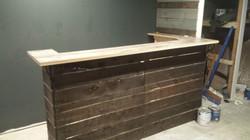 Custom Pallet Bar