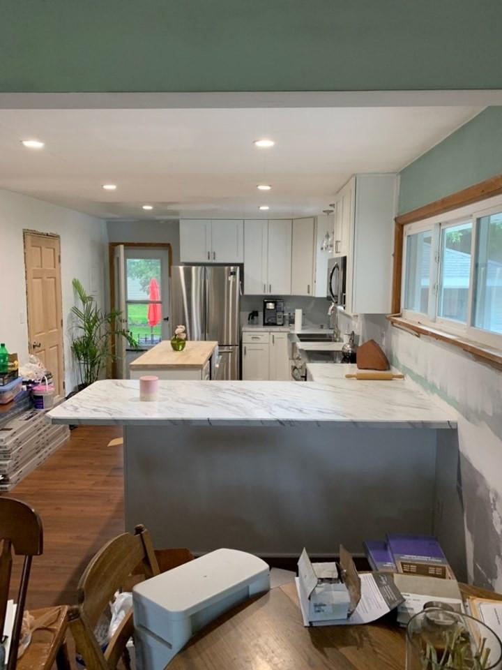 kitchen remodeling by Operation Renovati