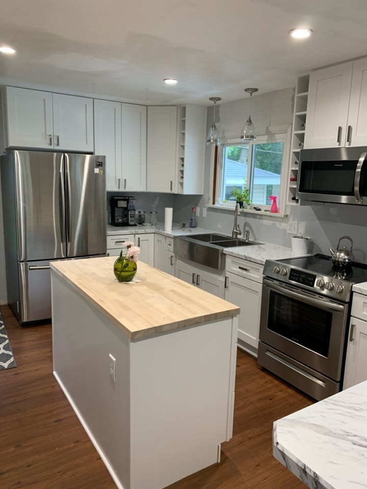 Cuyahoga Falls Kitchen Remodeling by Ope