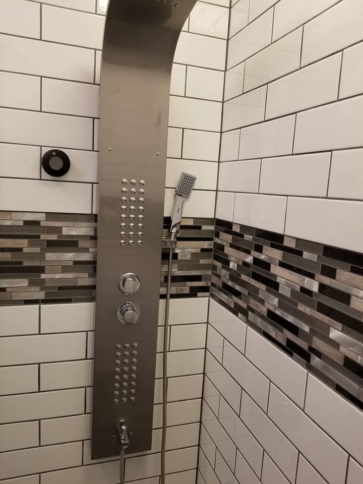 Shower Tile and Bathroom Remodeling Nort