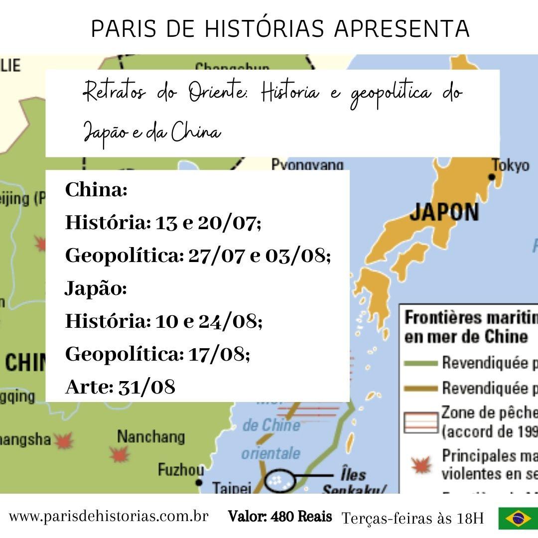 Japão e China