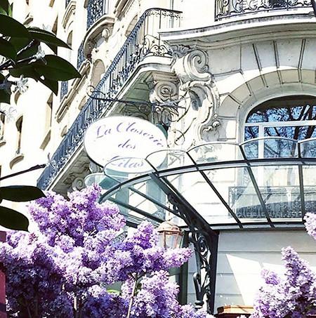 Closerie des Lilas, em Montparnasse