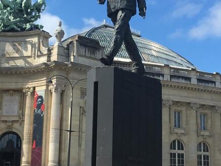 Paris da Segunda Guerra Mundial: a volta do Paris de Histórias às ruas