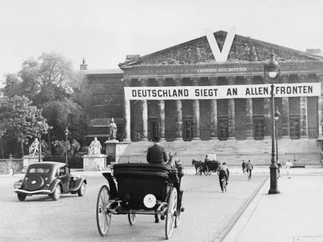 Hitler em Paris: um oportunidade para reflexão
