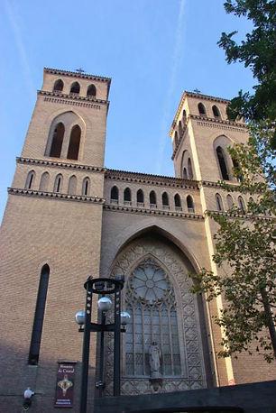 Antigua iglesia del Sagrado Corazón de Jesús