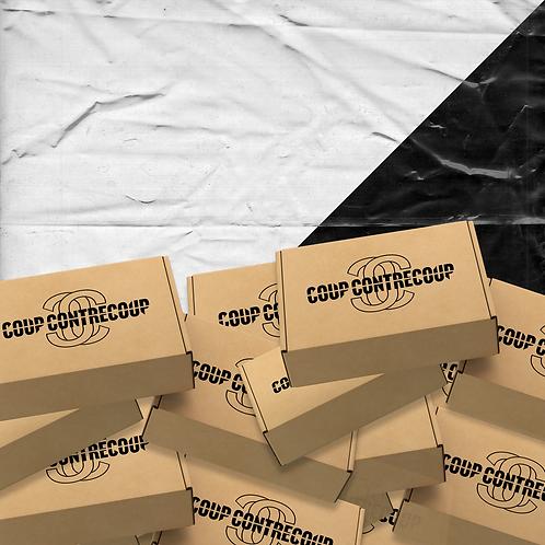 COUP CONTRE-CREW DESIGNER SHIRT SUBSCRIPTION