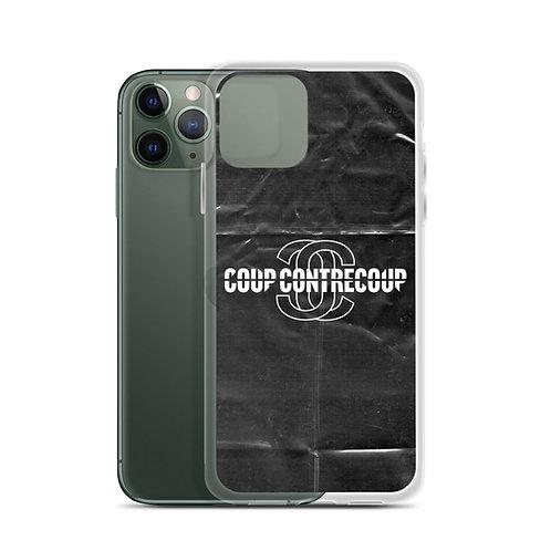 Coup Contrecoup iPhone Case