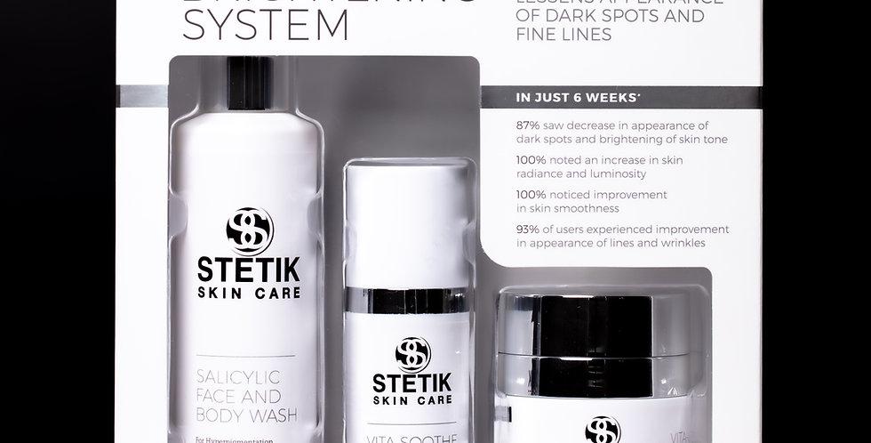 Skin Brightening System
