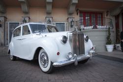 Antique Rolls Royce