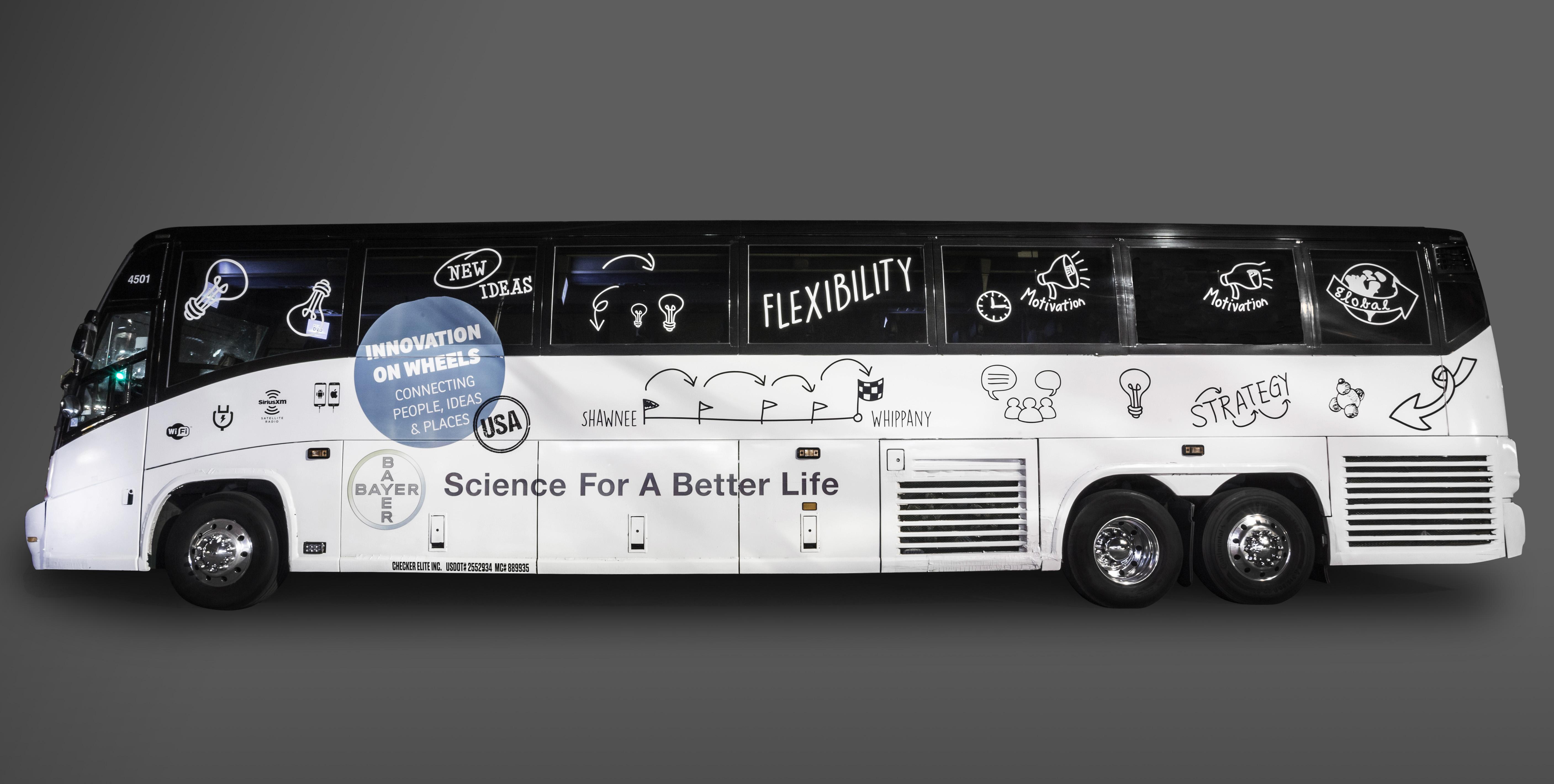 Coach Bus Exterior
